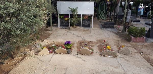 بزرگداشت شهدای گمنام لشگر فاطمیون در تهران+عکس