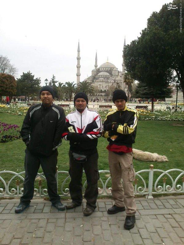 جولان داعش در شهرهای ترکیه+عکس