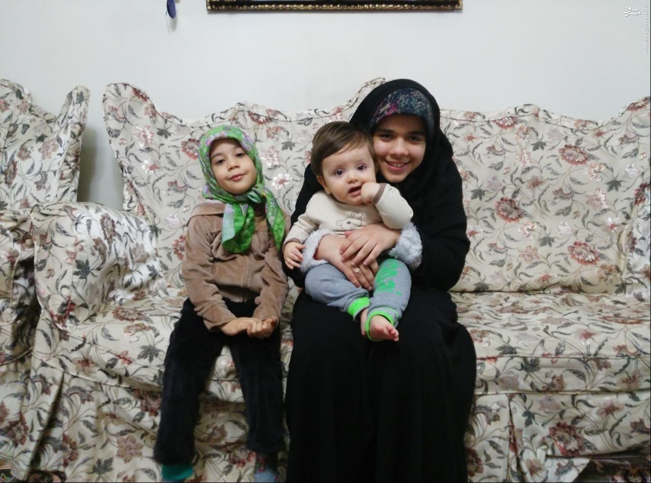 عکس شهید حججی موقع شهادت