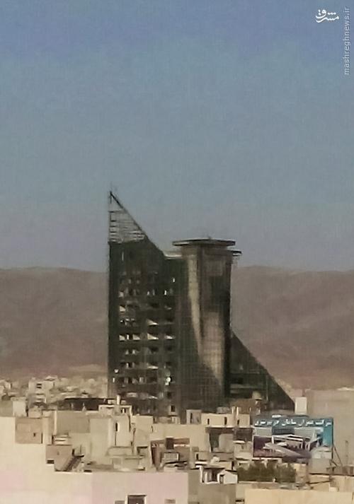 برج سلمان مشهد،پس از آتشسوزی