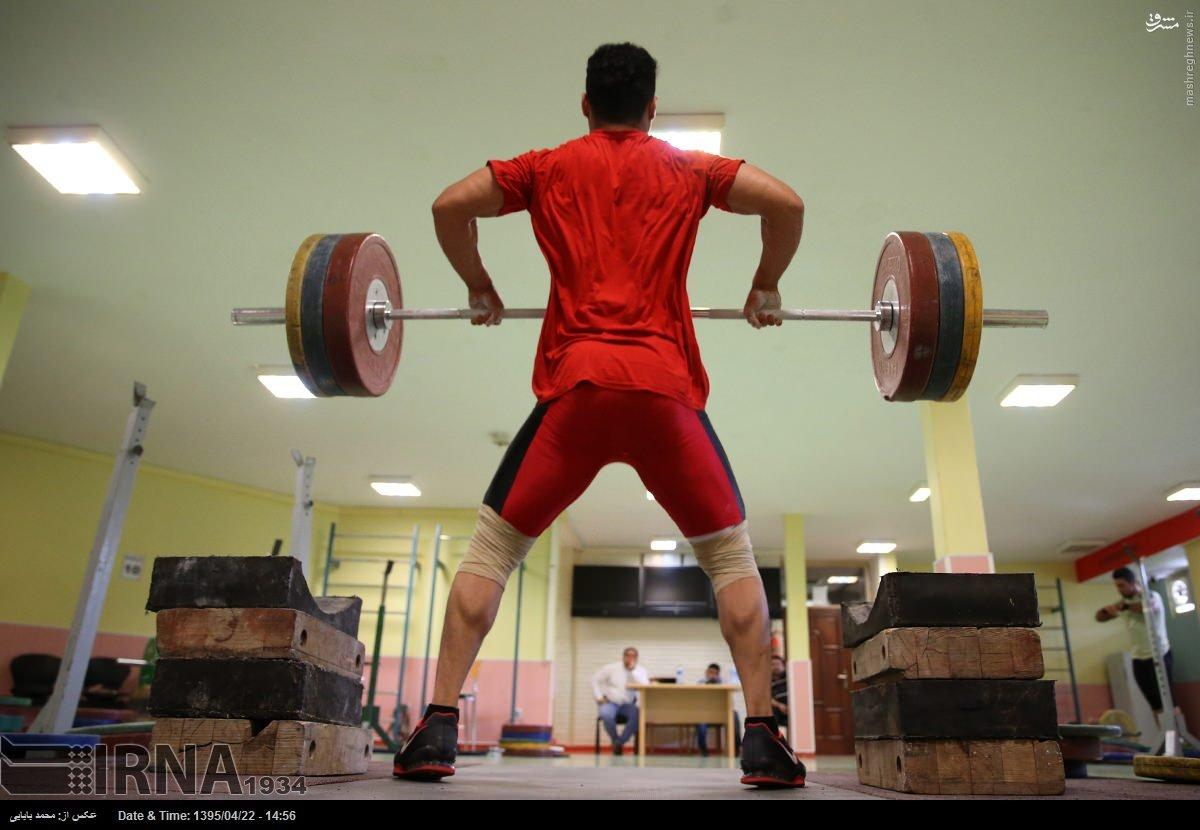 فیلم تمرین تیم ملی کشتی فرنگی پیش از اعزام به المپیک ریو عکس/ تمرین تیم ملی وزنهبرداری