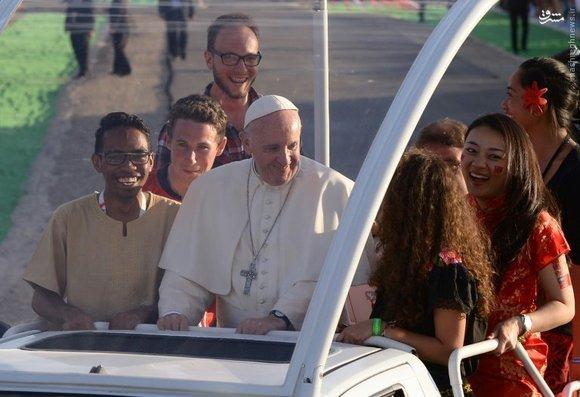 پاپ فرانسیس خطاب به جوانها: اینقدر «سیبزمینی» نباشید!