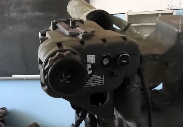 کشف محموله تسلیحات سنگین آمریکا در حلب