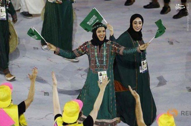 کلک عجیب عربستانی ها به کمیته بین المللی المپیک +عکس