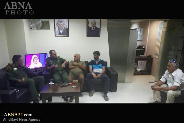 خبرنگار صدا و سیما آزاد شد +عکس