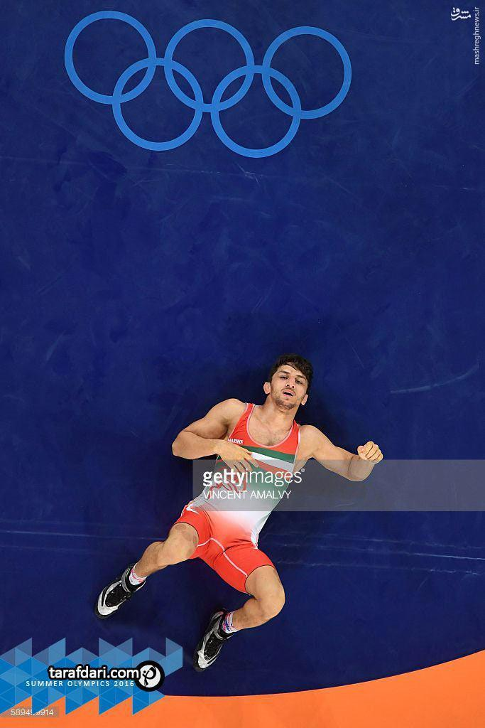 عکس/ تلخ ترین تصویر کاروان المپیکی ایران