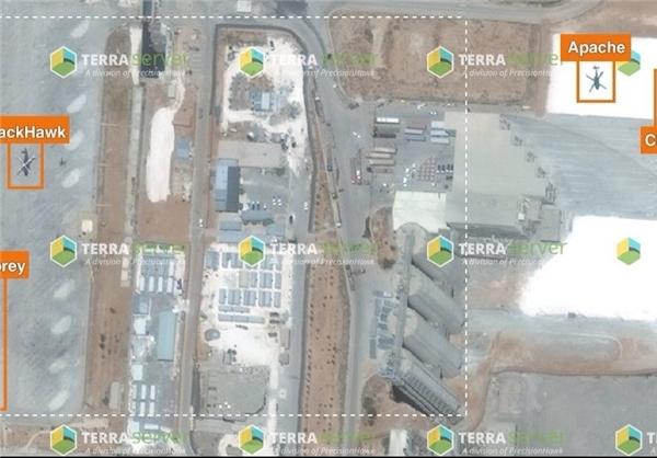 پایان ساخت دومین پایگاه آمریکا در شمال سوریه +عکس