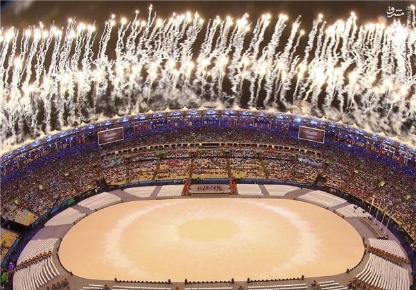 مراسم اختتامیه بیستویکمین دوره المپیک برگزار شد