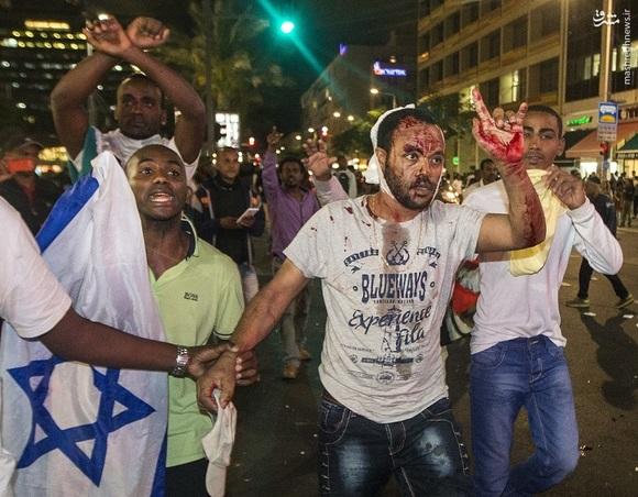 رئیس پیشین موساد: اسرائیل در خطر جنگ داخلی است