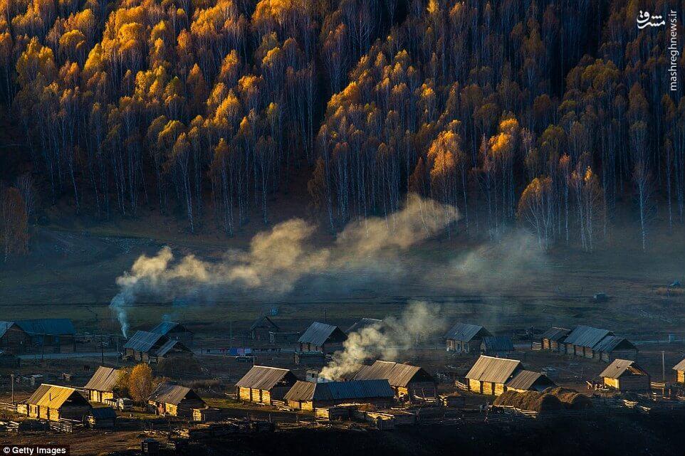 16 تصویر مسحور کننده از زیبایی های کشور چین