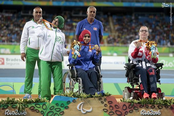 پارالمپیک ریو