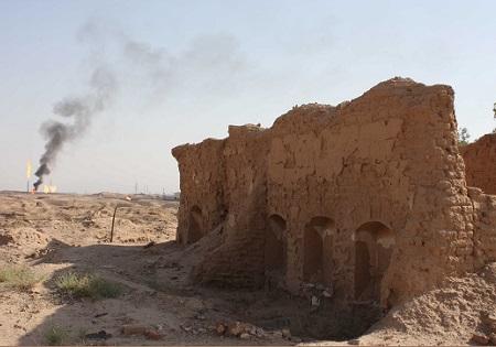 کدام یک از شهرهای ایران تا پایان جنگ در اشغال عراق باقی ماند