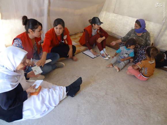 قاچاقچیانی که زنان ایزدی را از چنگال داعش نجات میدهند