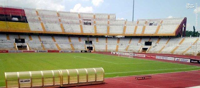 ورزشگاه دیدار ایران و سوریه را بشناسید