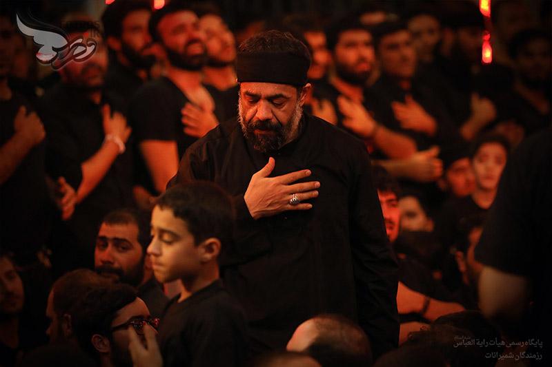حاج محمود کریمی نوحه جسمت زخمی مانده بر خاک
