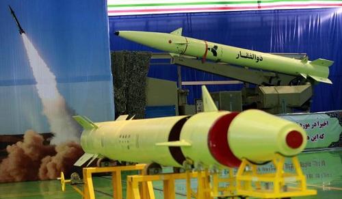 خط تولید موشک ذوالفقار افتتاح شد
