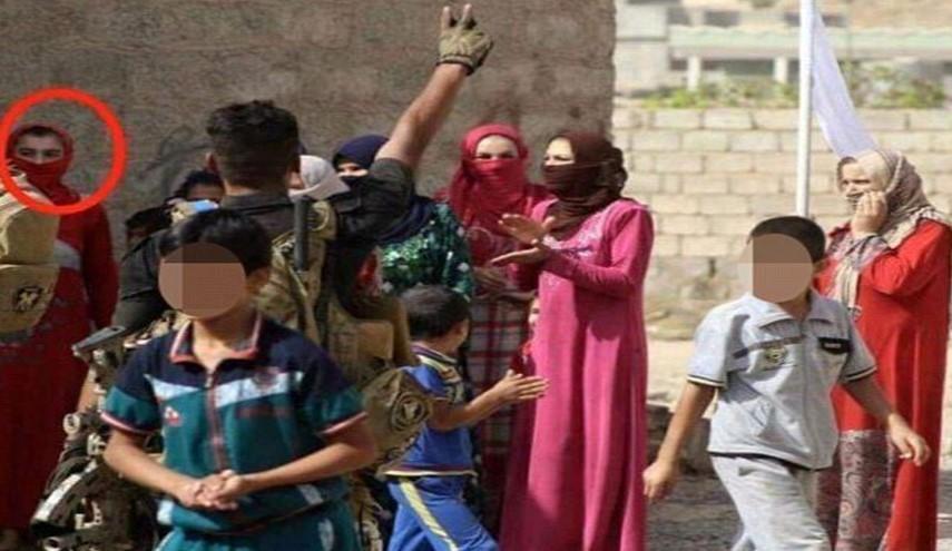 فرار سرکرده داعش با لباس زنانه