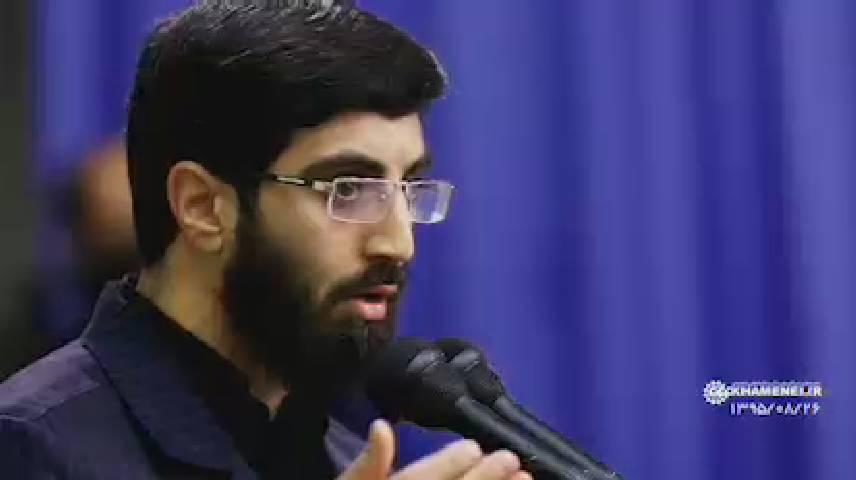 مداحی یا حسین دوباره نوکرا جمع میشیم سید رضا نریمانی