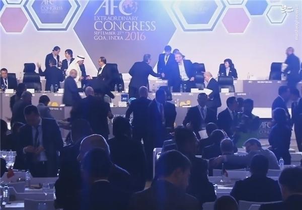 کفاشیان شانس اول آسیا برای شورای فیفا شد