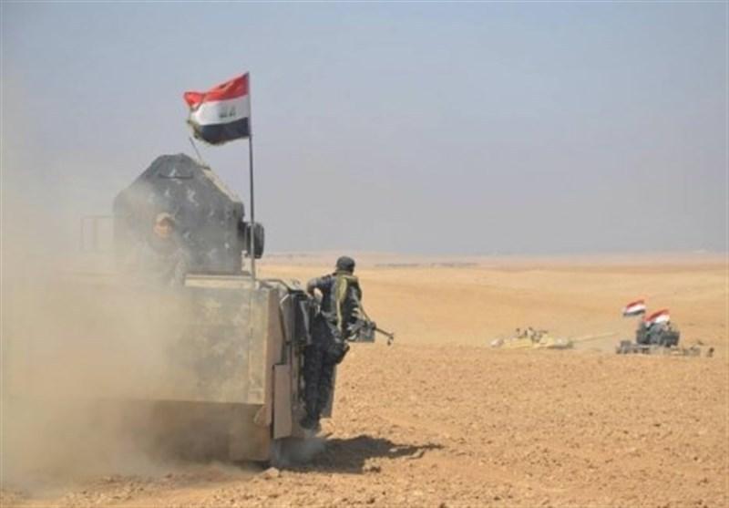 نیروهای پلیس فدرال عراق به ورودیهای موصل رسیدند +تصاویر