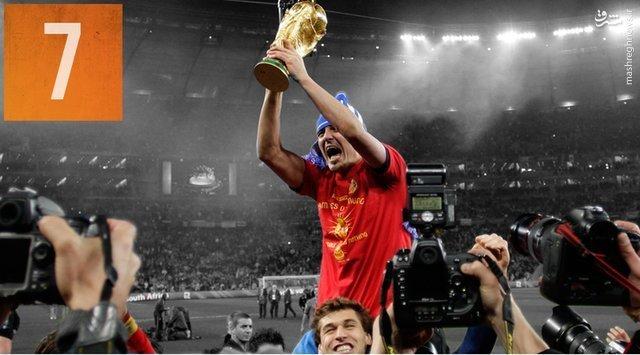 10 تیم برتر تاریخ فوتبال جهان چه تیمهایی هستند +عکس