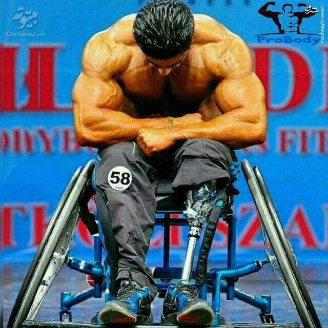 عکس/ معلولیت محدودیت نیست