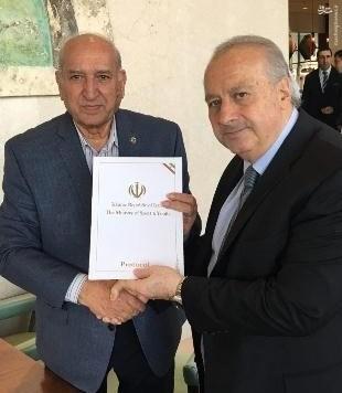 قول مساعد رئیس فیبا برای مشکل حجاب بانوان ایران