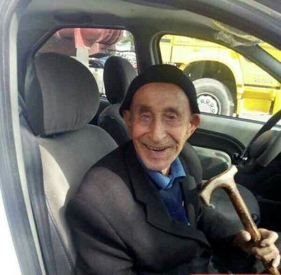 پیرترین مرد ایران درگذشت +عکس