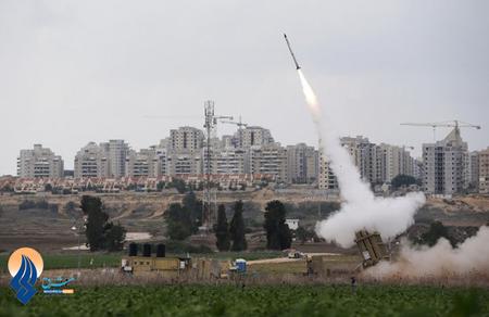 شلیک موشکهای مقاومت به سمت تل آویو