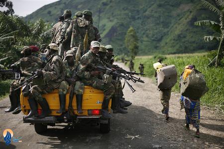 عقب نشینی شورشی های ام 23 در شرق کنگو