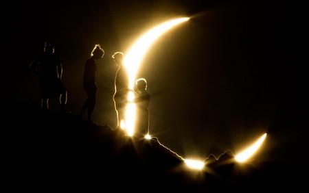تماشای خورشید گرفتگی در آریزونای آمریکا – 20 می 2012