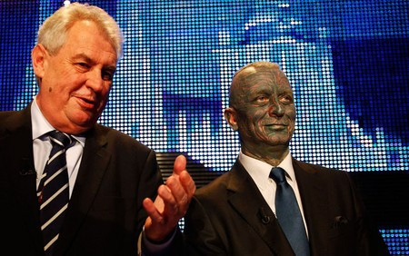 مناظره تلوزیونی نامزدهای ریاست جمهوری، جمهوری چک