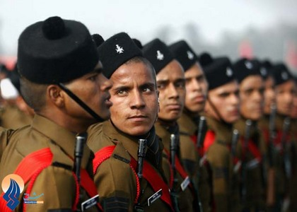 رژه روز ارتش،هند