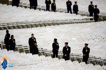 تدابیر شدید امنیتی برای مراسم سوگند اوباما،واشنگتن