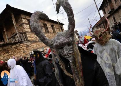 جشن روز سنت  واسیلیچ،مقدونیه