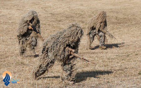 تمرین استتار نیروهای نظامی،ژاپن