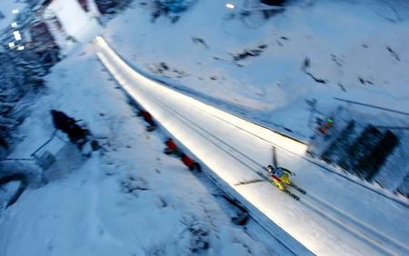 جام جهانی اسکی در سوئیس