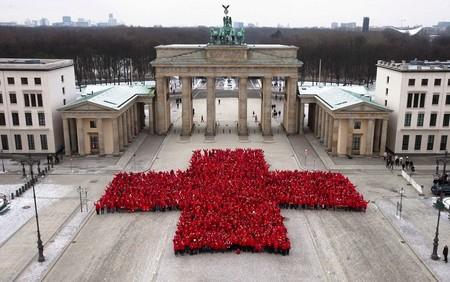جشن سالگرد تاسیس سازمان صلیب سرخ در برلین آلمان