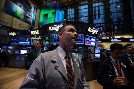 سقوط شاخص بورس نیویورک