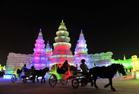 تصاویر / سردترین جشنواره سال