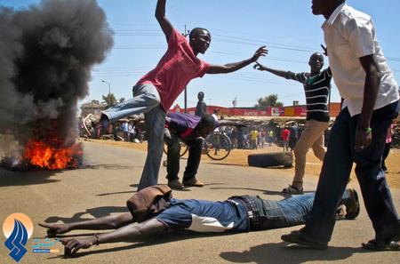 تظاهرات ضد دولتی - کنیا