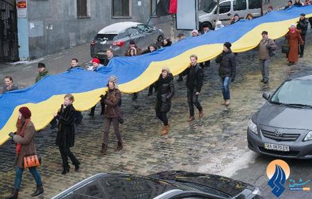 اتحاد گروه های سیاسی مخالف دولت اوکراین