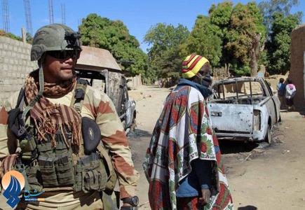 عملیات نظامی مشترک ارتش فرانسه و مالی علیه شبه نظامیان افراطی مالی