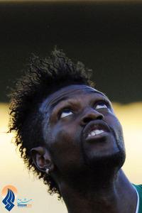 امانوئل آدبایور در جام ملت های آفریقا
