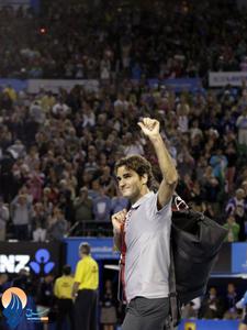 شکست فدرر مقابل اندی ماری در مرحله نیمه نهایی تنیس اوپن استرالیا