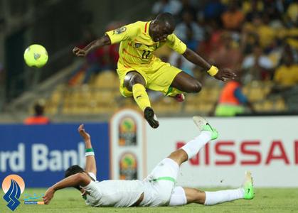 دیدار تیمهای توگو و الجزایر در رقابت های جام ملتهای آفریقا
