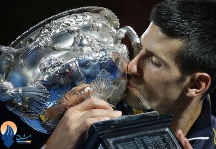 قهرمانی جوکوویچ در تنیس اوپن استرالیا