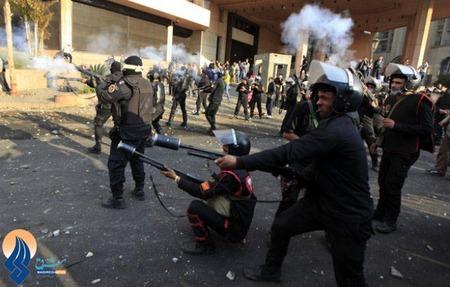 ادامه ناآرامی ها در مصر
