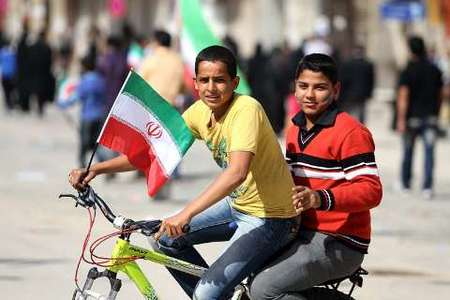 راهپیمایی یوم الله 22 بهمن در اهواز