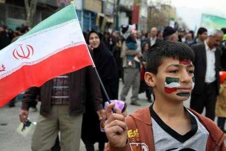 راهپیمایی یوم الله 22 بهمن در اراک
